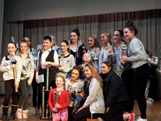 Success at Dynamic Dance Festival!