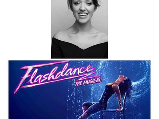 Hollie-Ann Lowe to appear in Flashdance UK Tour!
