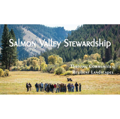 Salmon Valley Stewardship Marketing & Communications