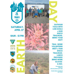 Salmon/Challis Trails' Annual Earth Day Celebration
