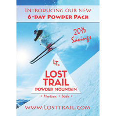 Lost Trail Powder Mountain Product Design