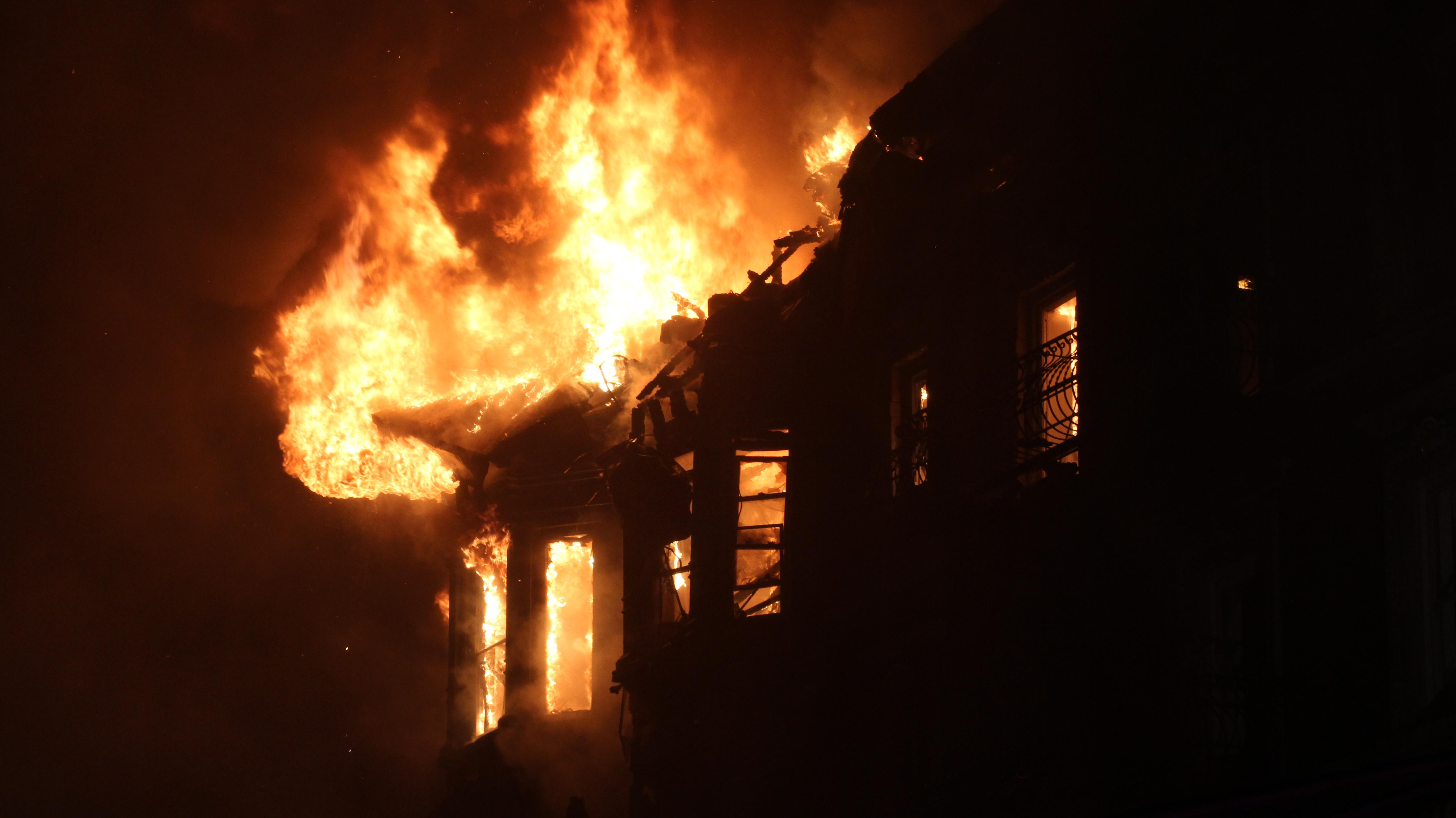 Hoboken Fire