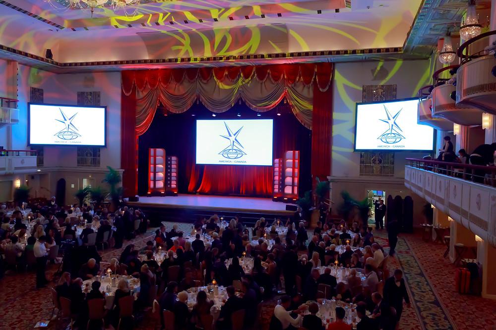 Waldorf Astoria Ballroom - Intercoiffure