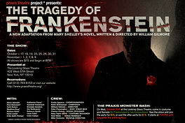 The Tragedy of Frankenstein