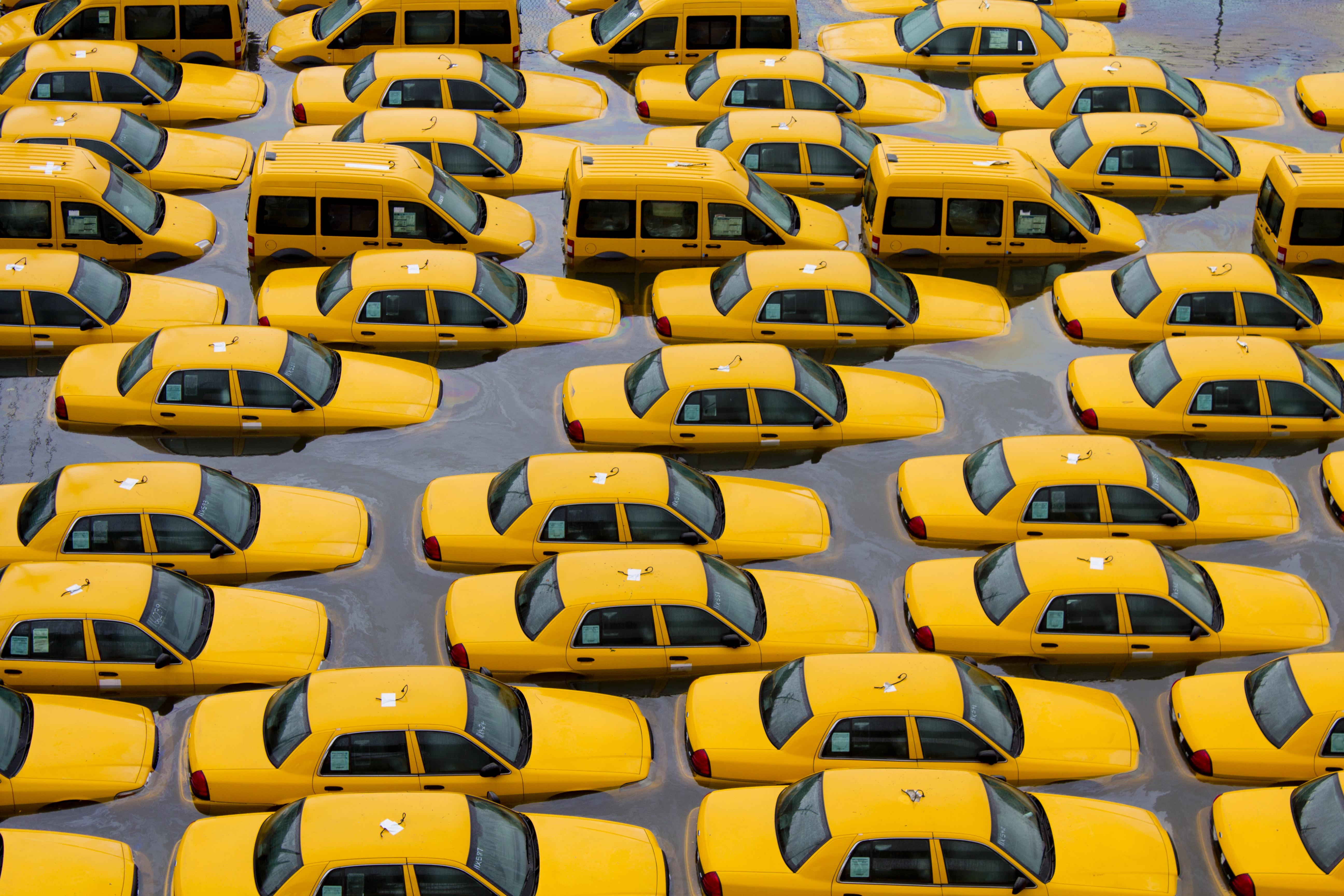 Sunken Taxis