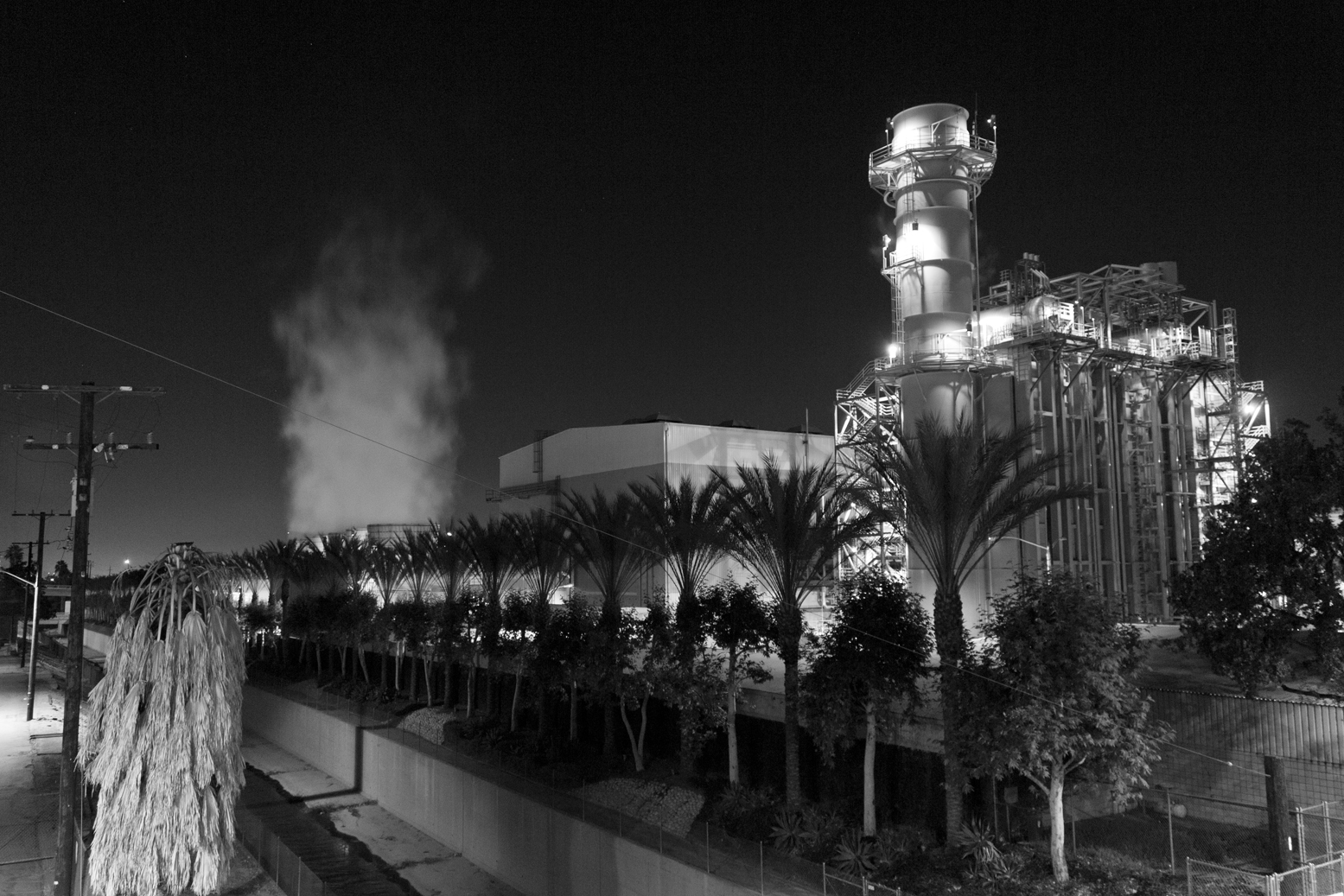 Burbank Power Plant