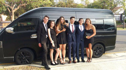 Bling Bling Party Bus - School Formal Transfers