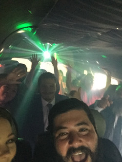 Bling Bling Sydney Party Bus - Customer Experience Photo