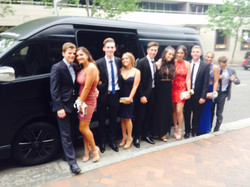 Bling Bling Maxi Sydney - Wedding Guest Transfers