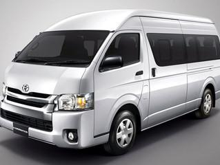 What is the difference between a Party Maxi, Maxi Bus, Minibus, Maxi Cab, Maxi Van, Maxi Shuttle, Lu
