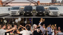 Are you Celebrating your Birthday Dinner in Sydney? Enjoy Return Party Bus Transfers and a 3-Course