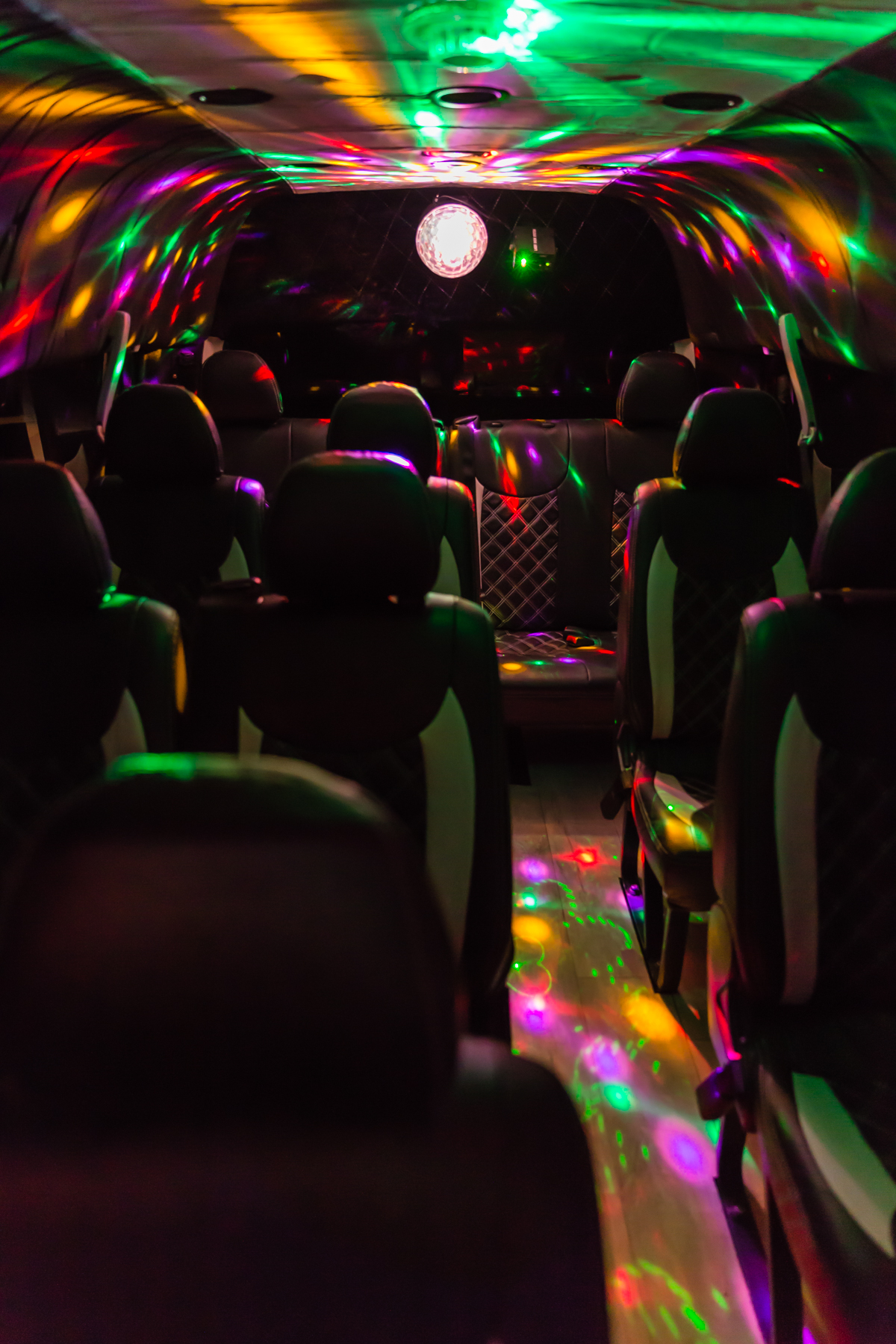 Party Bus Sydney - Bling Bling Maxi