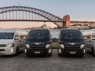 Find the Best Party Bus and Maxi Taxi Deals in Sydney