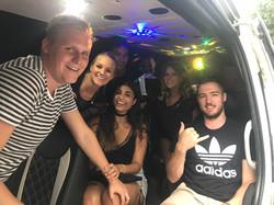 Bling Bling Party Bus - Sydney Night Club Transfers