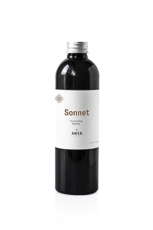 SONNET - Illatanyag illatosító géphez (2 X 250ML)