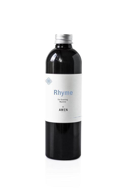 RHYME - Illatanyag illatosító géphez (250ML)