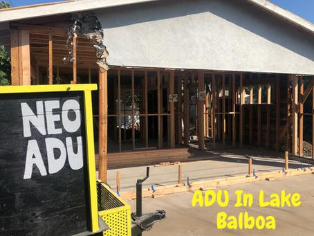 Living In Lake Balboa? You Should Build An ADU!