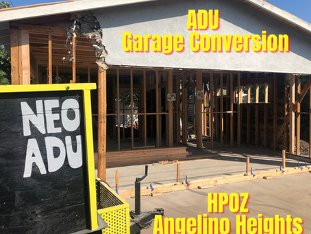 Angelino Heights - Building An ADU In The HPOZ