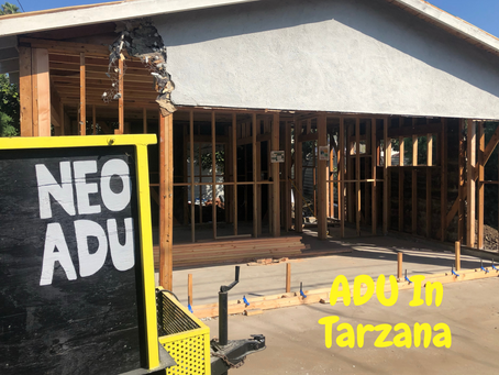 Tarzana - The Perfect ADU Neighborhood