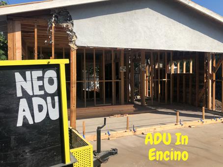 Living In Encino? You Should Build An ADU!