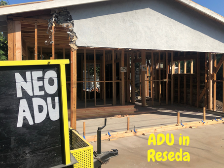 Living In Reseda? Here's Why You Should Build An ADU