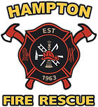 Hampton Fire Rescue Logo
