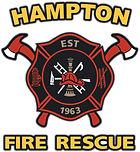 Hampton Fire Rescue Logo