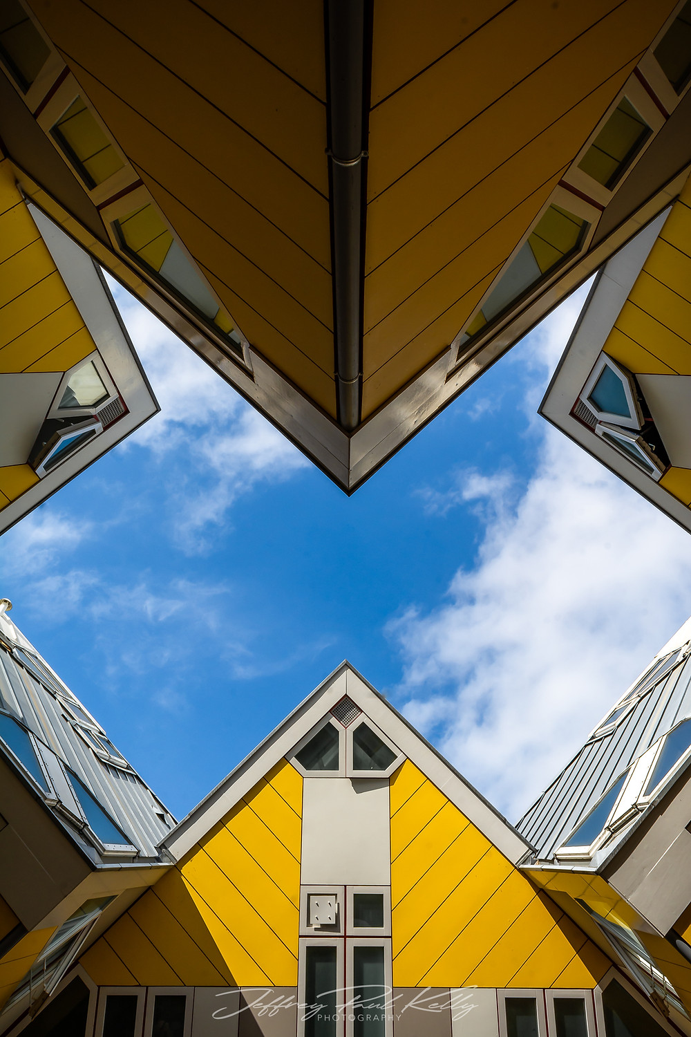 Cube Houses in Rotterdam NL