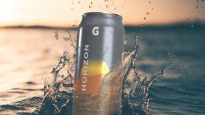Gatorade Horizon Packaging Concept