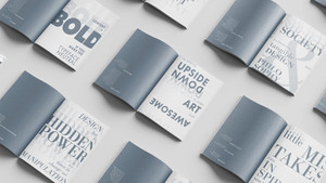 Typography Quote Book