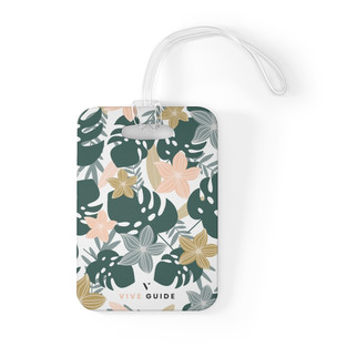 Paradise Bound - Luggage Tag