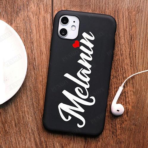 Melanin Poppin Queen Case for iPhone
