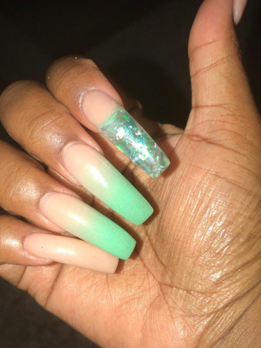 EXTRA LONG OMBRE $70