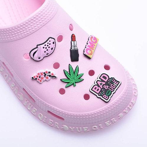 1 Pc  Shoe Charms