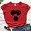 Thumbnail: Afro Woman Graphic  T-shirt