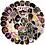 Thumbnail: 50pcs/Lot Inspirational Black Girl Melanin Poppin Sticker