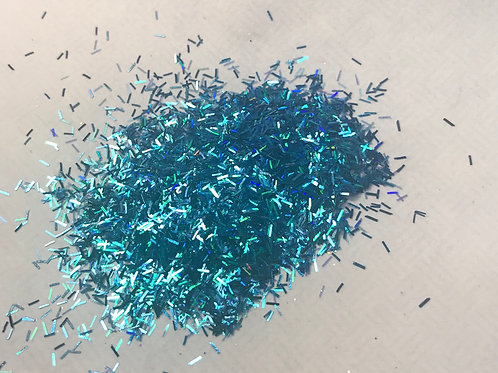 CONFETTI BLUE-acrylic