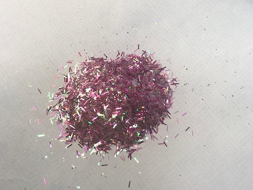 CONFETTI PINK-acrylic