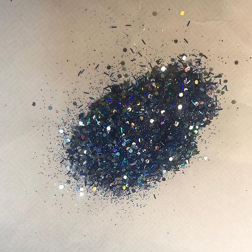BOLD BLUE-acrylic
