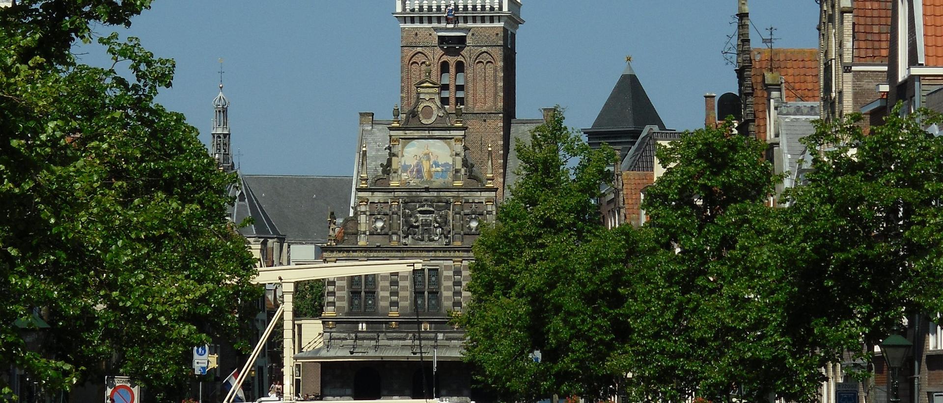 Centraal gelegen in Alkmaar