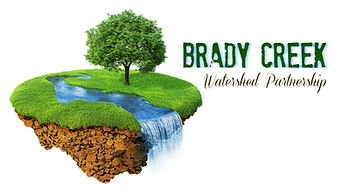 Brady Creek Watershed Partnership Logo