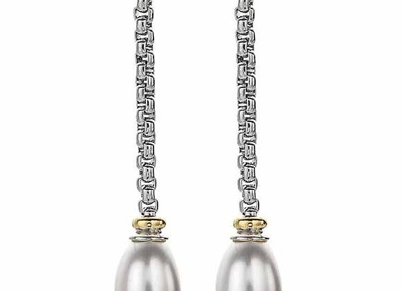 Drop Pearl Style Fashion Earrings