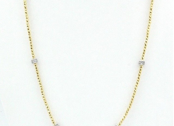 "Briolette 36"" Necklace"
