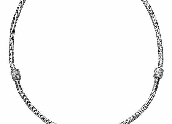 CZ Palma Style Fashion Necklace