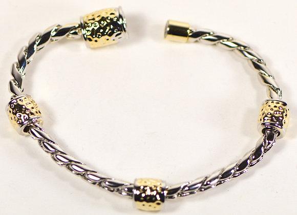Twisted Rope Fashion Bracelet