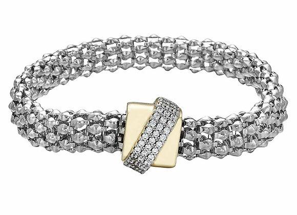 Fashion White CZ Bracelet
