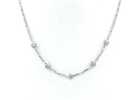 Briolette Collar Necklace