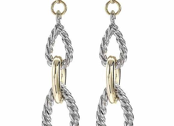 Drop loop Fashion Earrings