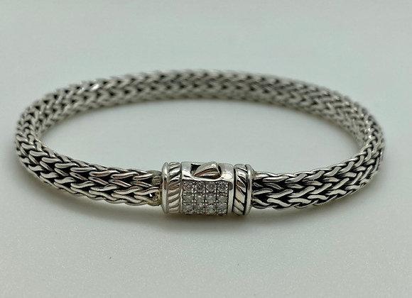 Bali Diamond Bracelet