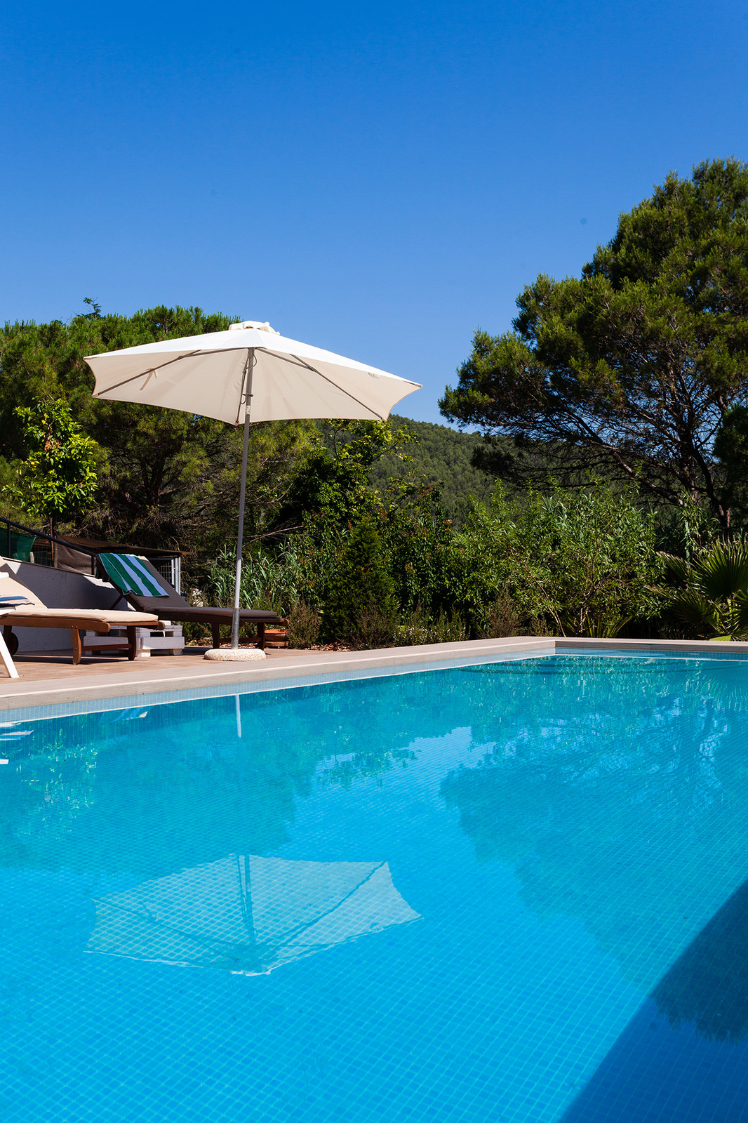 Swimming Pool, Lounge Area